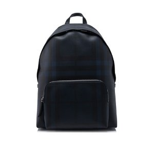 Burberry Colour Contrast London Check Abbeydale Simple Backpack