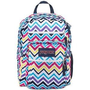 Jansport Big Student Backpack in Multi Saucy Chevron - Backpacks - Luggage & Backpacks - Macy's