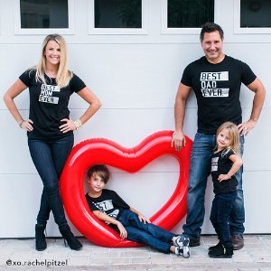 As Low As $4.75Family Matching Graphic Tees & Pjs
