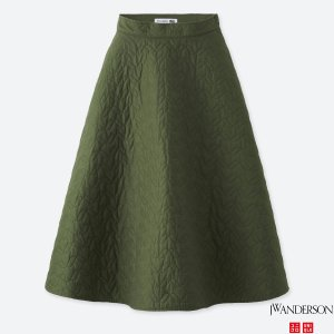 WOMEN JWA QUILTED SKIRT