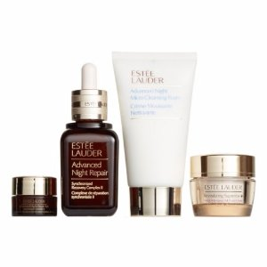 Estée Lauder Repair + Renew for Firmer, Radiant Skin Collection ($150 Value)