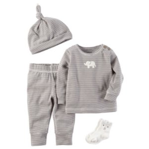 Carter's 4-pc. Layette Set-Baby Unisex - JCPenney