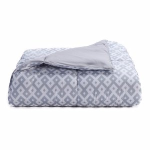 As Low As $20.99The Big One® Down Alternative Reversible Comforter