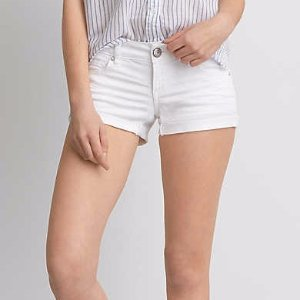 AEO Super Low Shortie, Bright White | American Eagle Outfitters