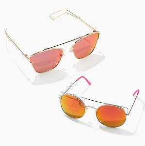 Under $50Women's Wire Sunglasses @ Nordstrom Rack