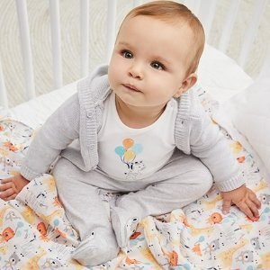 50% Off + Extra 20% OffSweetest-Ever Baby Sale @ Gymboree