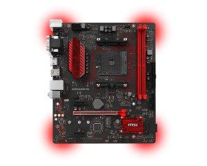 $69.99(原价$89.99)MSI B350M GAMING PRO Micro-ATX 主板