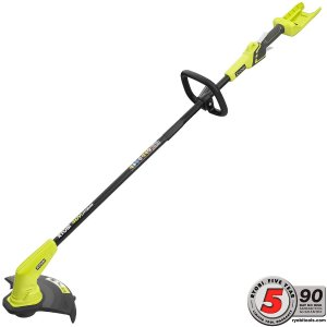 Ryobi 40-Volt Lithium-Ion Cordless String Trimmer - Battery and Charger Not Included-RY40204A - The Home Depot
