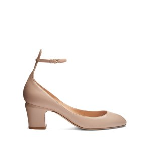 Tan-Go leather pumps | Valentino | MATCHESFASHION.COM US