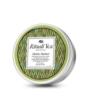 RitualiTea™ Matcha Madness Revitalizing Powder Face Mask