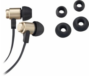 $5.99InsigniaStereo Earbud Headphones - Gold