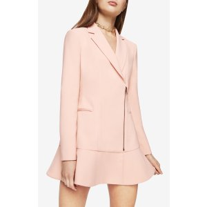Aryn Flounce Jacket Dress