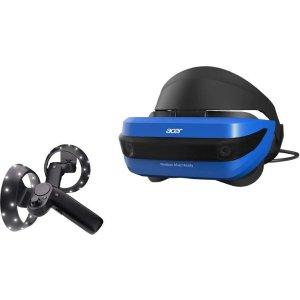 Acer Windows Mixed Reality VR眼镜+控制器