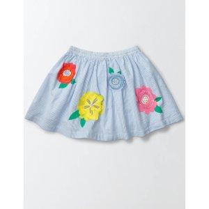 Flutter Flower Skirt 32793 Skirts at Boden