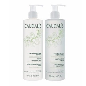 Dealmoon Exclusive! 25% offBOTH Value Sized Toning Milk & Cleansing Milk @ Caudalie
