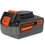 BLACK + DECKER百得 LB2X4020-OPE电动工具锂电池包 20v 4Ah