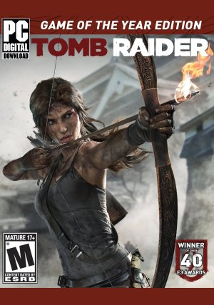 Tomb Raider Game of the Year - PC Steam
