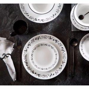 Corelle Livingware Garden Getaway 16-Piece Dinnerware Set - Walmart.com