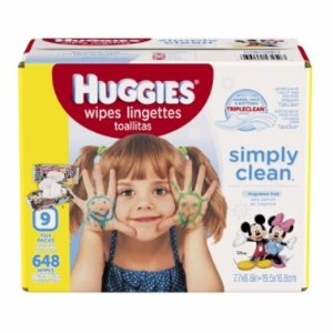 25% off2 or more select Huggies diapers or wipes