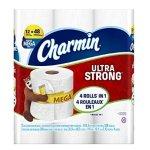 Charmin Ultra Strong 双层卫生纸 超大12卷