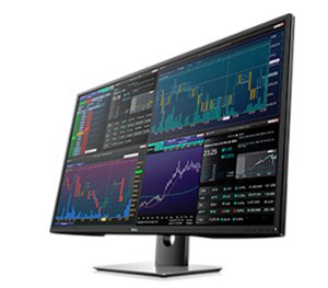 $699.99Refurb Dell 43 Ultra HD 4K Multi-Client Monitor P4317Q