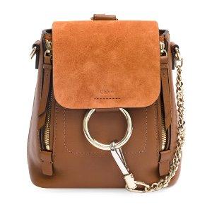ChloéFaye Mini backpack