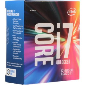 Intel Core i7-6850K 3.6 6C12T LGA 2011-v3 Processor