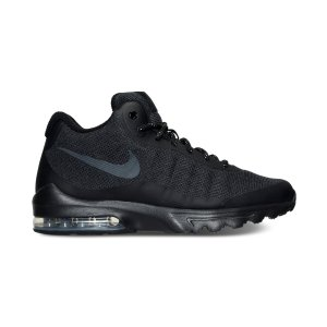Nike Men's Air Max Invigor Mid Running Sneakers from Finish Line - Finish Line Athletic Shoes - Men - Macy's