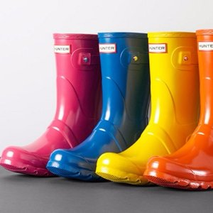Up to 30% Off + Extra 25% Off Hunter Women Rain Boots Sale @ Bloomingdales