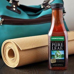 $7.59Pure Leaf 无糖冰红茶 12瓶 18.5oz
