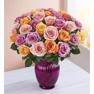 Sorbet Roses | 1800Flowers.com - 105940