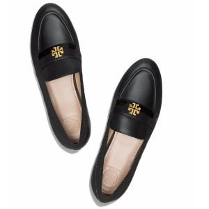 Tory Burch黑色乐福鞋