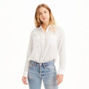 Women   Long Sleeve   Claudia Shirt   Club Monaco