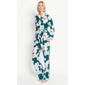 Women's ODETTE PAJAMA SET made of Silk | Women's New Arrivals by Equipment