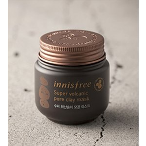 SKIN CARE - Super volcanic pore clay mask | innisfree