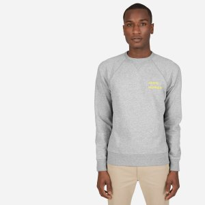 Human Pride Unisex French Terry Sweatshirt in Small Print   Everlane