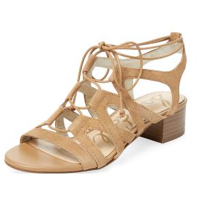 Ardella Block Heel Sandal by Sam Edelman at Gilt