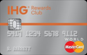 Earn 60,000 bonus pointsIHG® Rewards Club Select Credit Card