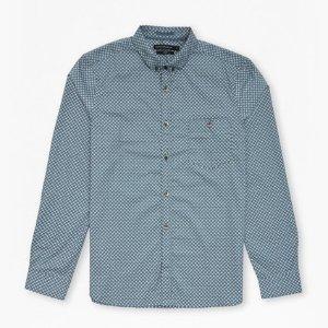 Stretch Paisley Slim Fit Shirt
