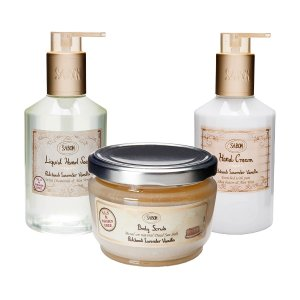 The Sabon ® Body Care Kit is part of our