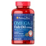 Puritan's Pride Omega-3 Fish Oil 1200 mg