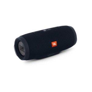 JBL Charge 3 Waterproof Portable Bluetooth Speaker (Black) - Newegg.com