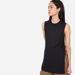 The Open Knit Tank | Everlane
