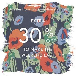 Extra 30% Off + Up to 71% OffCharlotte Olympia, Marni & More Designer @ THE OUTNET