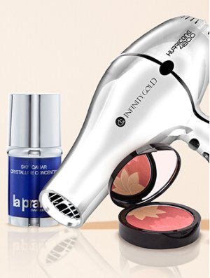 Up to 30% Off Best of Beauty @ Gilt