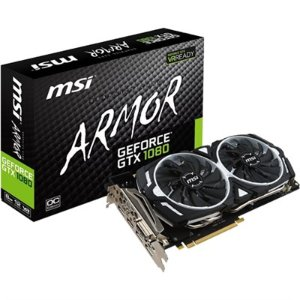 $469.99 (原价$699)MSI GeForce GTX 1080 ARMOR 8GB OC 显卡