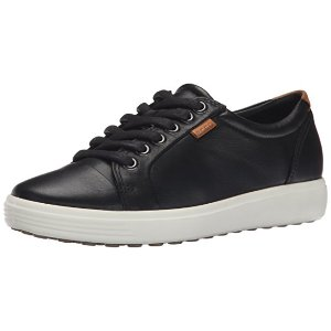 Ecco Ecco Soft 7 Ladies, Women's Low-Top Sneakers, Black (black01001), 6 UK (39 EU): Amazon.de: Schuhe & Handtaschen