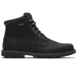 Gentlemen's Waterproof Mid Plaintoe Boot
