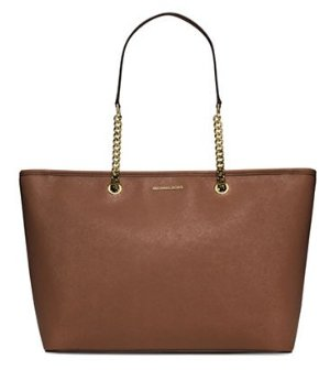 Michael Michael Kors Solid Leather Tote @ Lord & Taylor