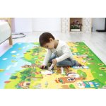 Dwinguler Large Eco-Friendly Kids Play Mats